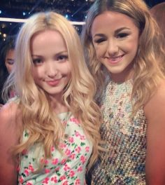 Dove Cameron !!! I was so excited when I got to see …