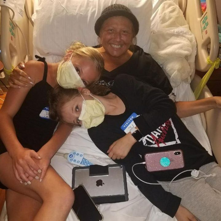 Abby Lee Miller receives special visits at the hospital: see which dance stars have arrived