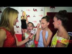 Maddie, Mackenzie and Kendall at the opening of Abby …