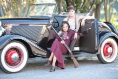 Bonnie and Clyde – the musical. Coming to Broadway …