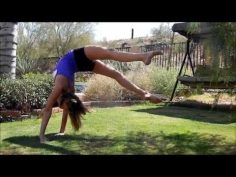 How to do a Spider-Acro trick, #SpiderAcro #Trick