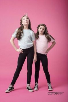 "Mackenzie Ziegler appeared in ""Dance Spirit Ma …"