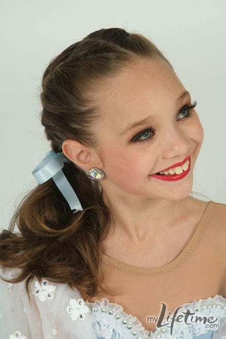 Maddie from Dance Moms. Always on top of the p …