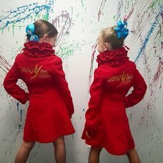 Thanks Miss Abby! These coats are adorable and …