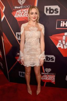 iHeartRadio Music Awards – Arrivals on the red carpet