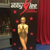 Maddie Ziegler in a competition. The dancing moms! # …