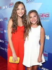 The stars of 'Dance Moms' Maddie Ziegler, JoJo Siwa S …