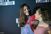 Better world Knotts Scary Farm and Instagram Celebrity Night Arrivals stock photos, images and images