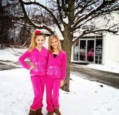 Chloe Lukasiak and Paige Hyland My two favorite friends …
