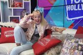 JoJo Siwa visits Young Hollywood Studio #abbyleemi …