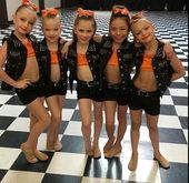 These are Abby Lee's dance partner minis …